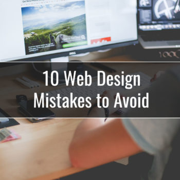 10 Web Design Mistakes to Avoid