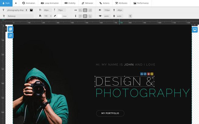 Web Design Slide